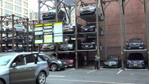 Why is a proper car parking system important?